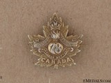 WWI 78th Infantry Battalion Sweetheart Pin CEF