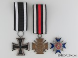 WWI Baden Veterans Cross Group
