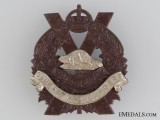 WWII Calgary Highlanders Cap Badge