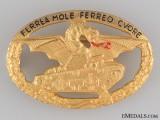 WWII Italian Tank Commanders Badge