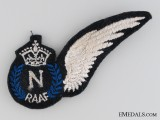 WWII Royal Australian Air Force Navigator Wing