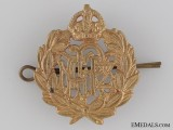 WWII Royal New Zealand Air Force (RNZAF) Cap Badge