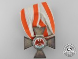 A Fine Prussian Order of the Red Eagle; Frack Mounting