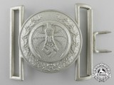 A Ultra Rare Diplomatic Leader's Prototype Belt Buckle: Published Example