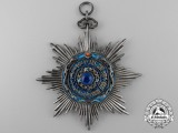 A Chinese Order of the Double Dragon; 3rd Class, Grade I Star