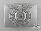 A Mint SS EM/NCO's Belt Buckle by F.W. Assmann & Söhne