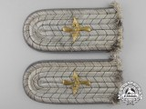 A Pair of First War Officer's Fliegertruppe Shoulder Boards