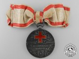 A 1912-13 Serbian Ladies Red Cross Medal