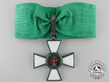 A Hungarian Order of Merit; Commander's Cross