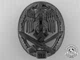 A Special Grade General Assault Badge 50; Grade III by Josef Feix Söhne