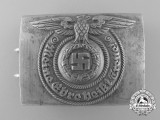 "An SS EM/NCO'S Buckle by ""RZM 822/37 SS"""