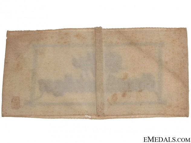 Army Personnel Acting Stretcher Bearers Armband