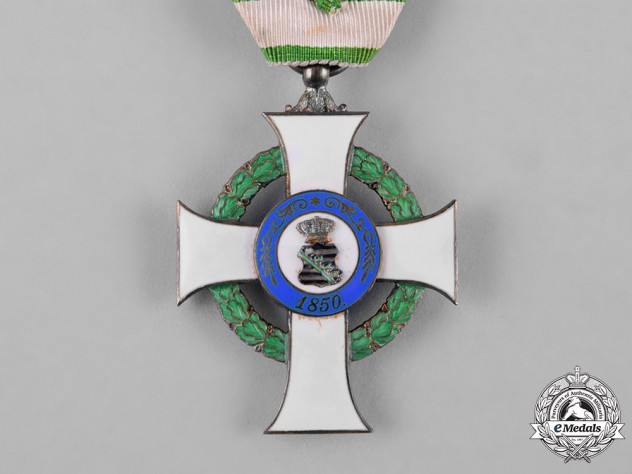 Saxony, Kingdom. An Albrecht Order, I Class Knight, by Scharffenberg, c.1910