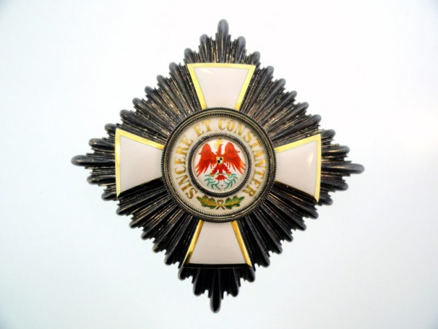 Prussia, Order of Red Eagle