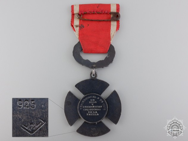 A Peruvian Independence Medal