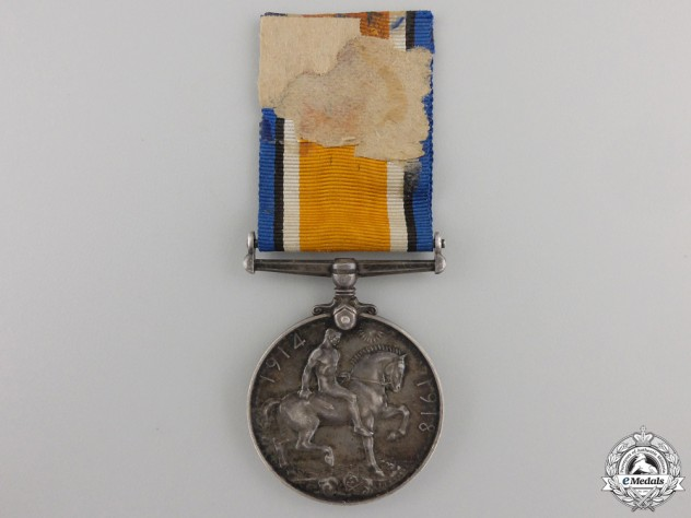 A 1914-18 War Medal to the 54th Canadian Infantry Battalion
