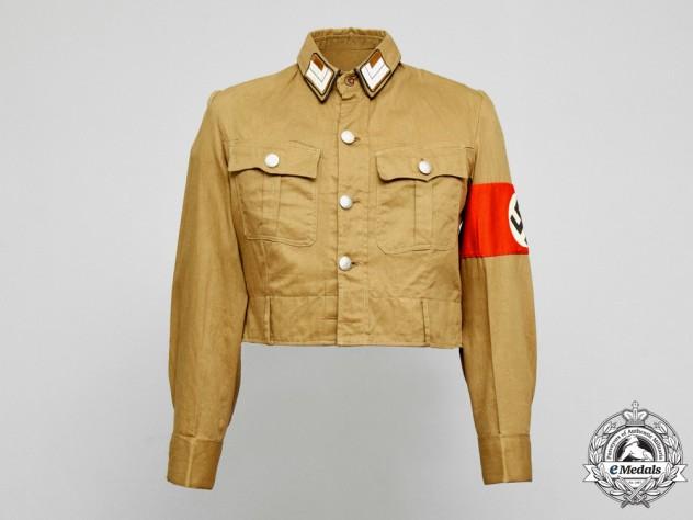 An NSDAP Kreis Level Uniform; HauptStellenleiter