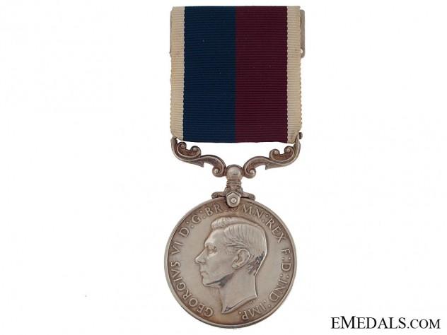 Royal Air Force Long Service and Good Conduct Medal