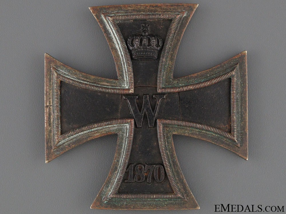 grand cross of the iron cross 1870. Black Bedroom Furniture Sets. Home Design Ideas