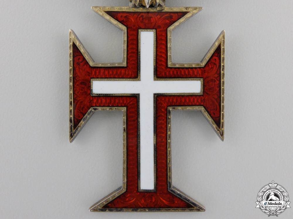 Portugal A Military Order Of Christ By Rothe Commander Cross