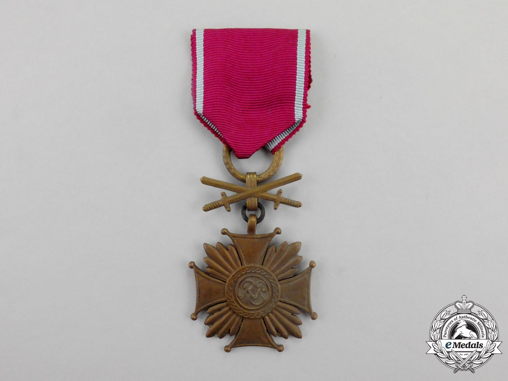 Poland republic a pair of awards decorations medals for Awards decoration